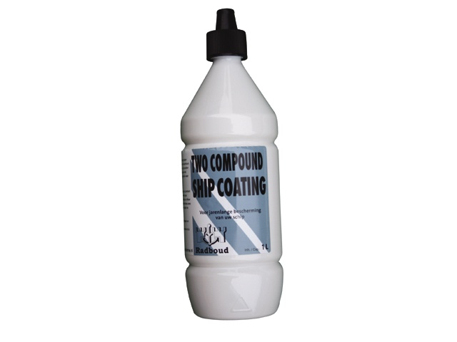 Radboud Two compound ship coating 1ltr.
