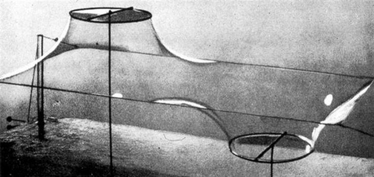 Pritzker 2015: Frei Otto e a importância da experimentação na arquitetura