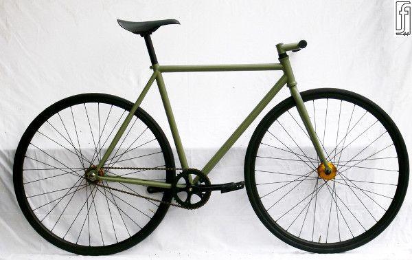 Focale 44 Fixed Gear Bike Gallery