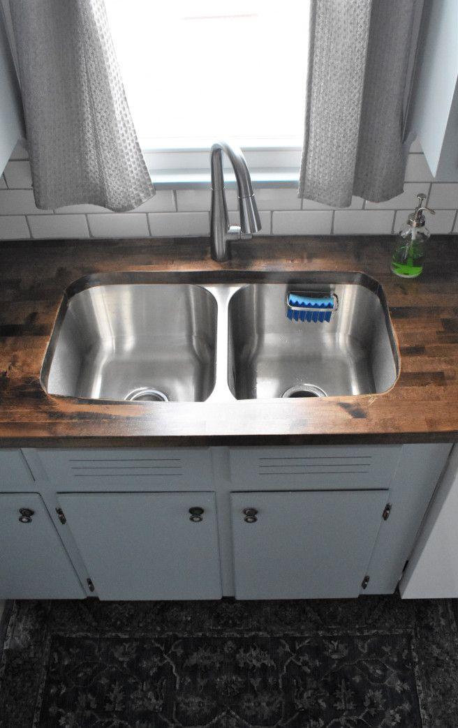 Kitchen Series Tile Backsplash And Counter Tops Countertops Tile Backsplash Butcher Block Countertops