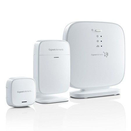 Siemens Gigaset elements - smartphone controlled home security