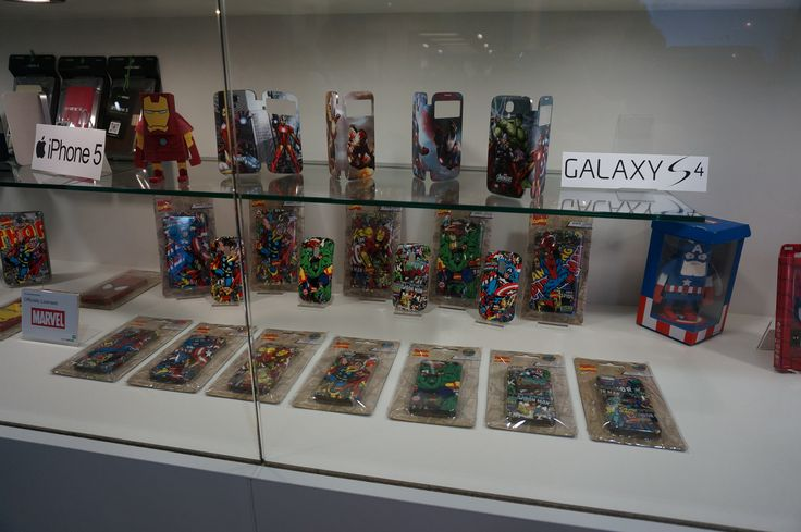 Marvel cases www.delfin.co.kr