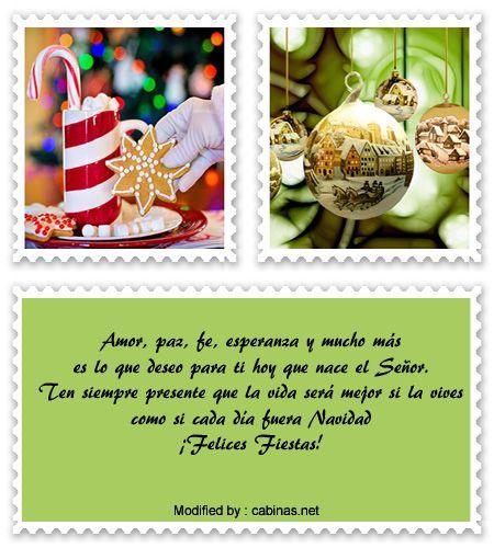originales mensajes de Navidad  para compartir,descargar tarjetas bonitas con frases para Navidad gratis : http://www.cabinas.net/mensajes_de_texto/mensajes-de-navidad-para-tarjetas.asp