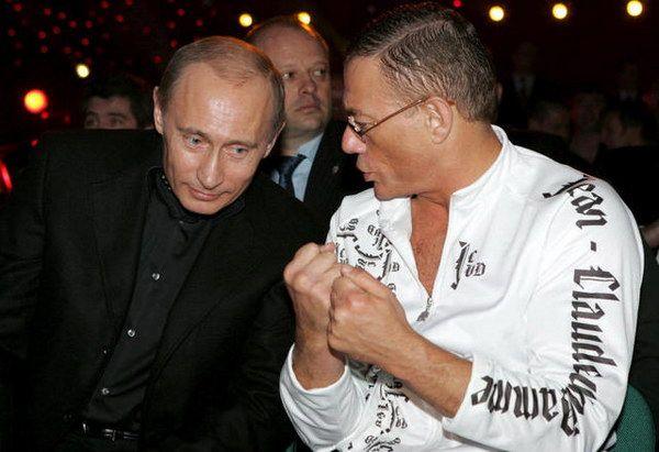 Разный Путин