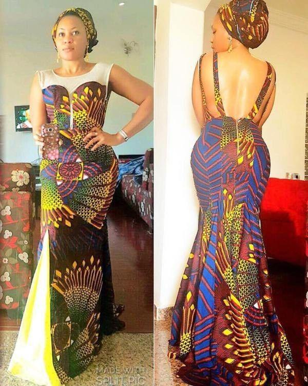 Mishono Mipya Ya Vitenge Guest Outfit 2017. Related