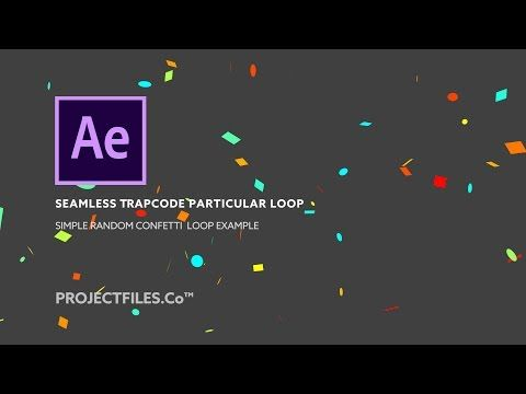 How to Make Confetti in AE [with no plugins!] | After Effects