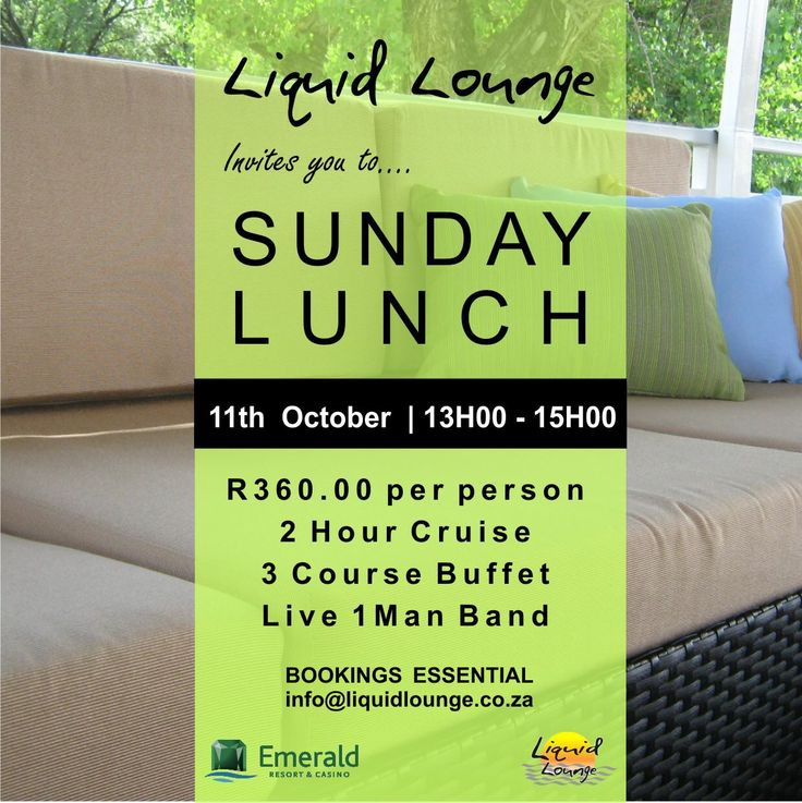 #SundayLunch shenanigans 11th October.  #LiveBand and tasty buffet :-)