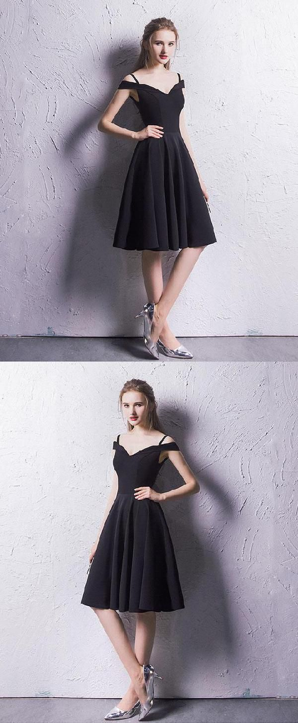 Chiffon prom dresses prom dresses black prom dresses simple short