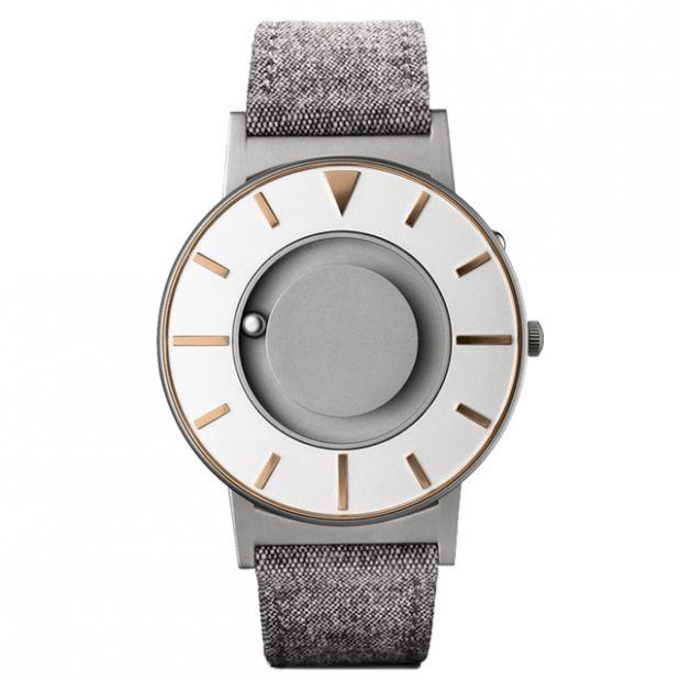 The Bradley Compass   - silver/iris