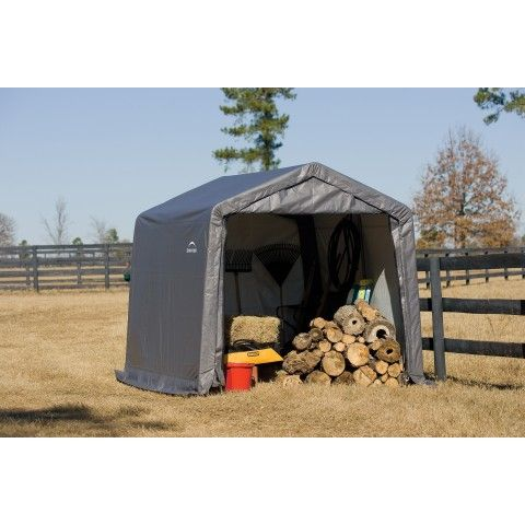 Shed-in-a-box 3x3x2.4