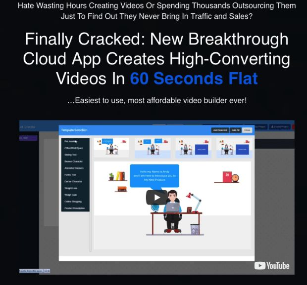Cloudcreate By Radu Hahaianu is best video builder software that allow you create stunning animated video & high converting videos marketing within seconds  #cloudcreate #videobuilder #videocreator #videoanimated #animation #videos #videomarketing