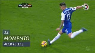 FC Porto, Jogada, Alex Telles aos 35'