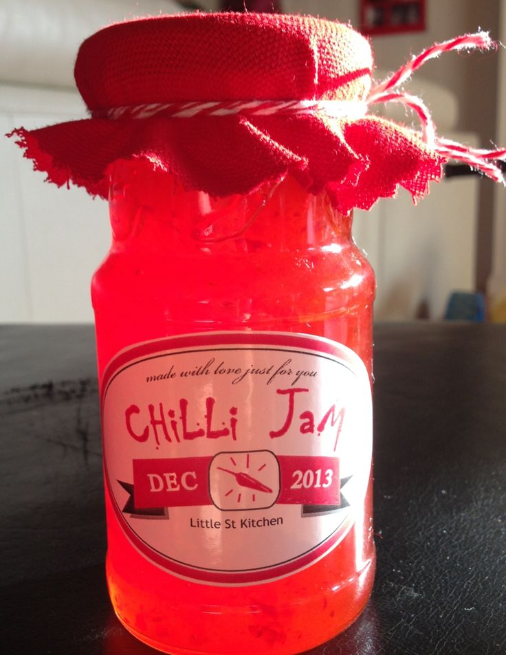 Chilli Jam christmas gifts