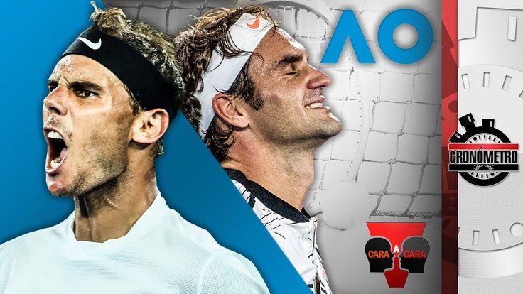 Dove vedere Diretta Roger Federer vs Rafael Nadal Streaming Video Gratis Rojadirecta Tennis Australian Open. Alle 9:30 di oggi domenica 29 gennaio 2017 si