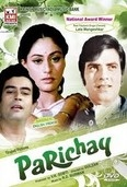 Gulzar made Parichay, an adaptation of Sound of Music, with Jayabachchan (#jayabachchan), Jeetendra (#jeetendra) and Sanjeev Kumar.  Not to forget the great act by the great actor Pran.