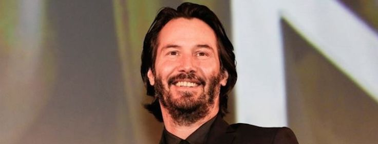 Latest news about Keanu Reeves...