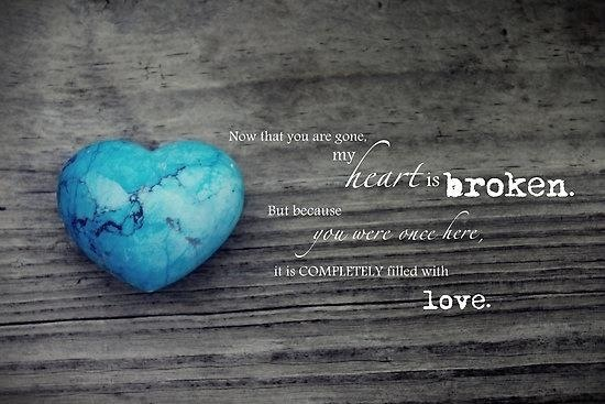 Completely filled with love | Grief...a forever Journey. | Pinterest