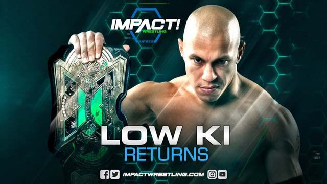 Backstage News On Low Ki's Return To Impact Wrestling, New Impact Tag Team
