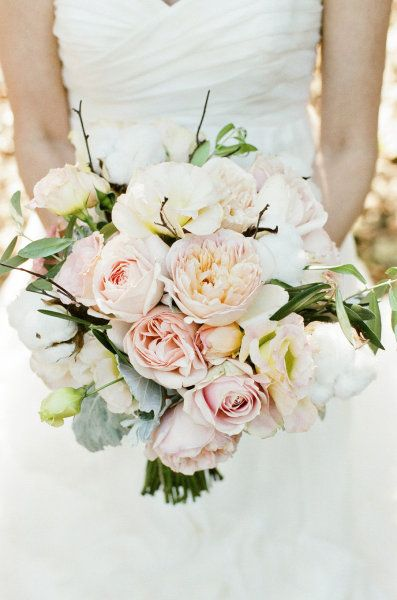 blush #bouquet #bride