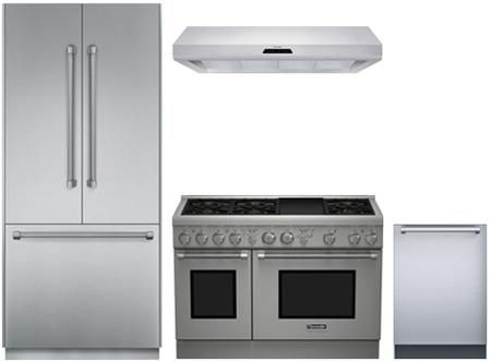 Thermador 872526 Freedom Kitchen Appliance Packages
