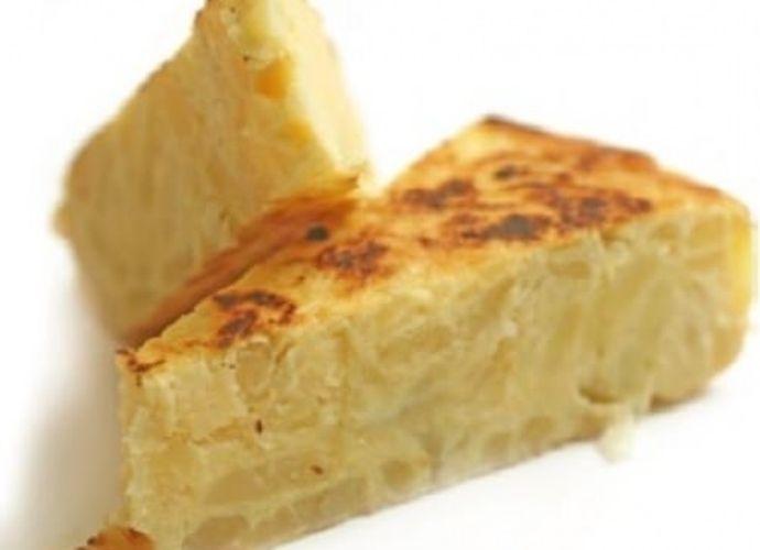 Tortilla de patatas para #Mycook http://www.mycook.es/receta/tortilla-de-patatas
