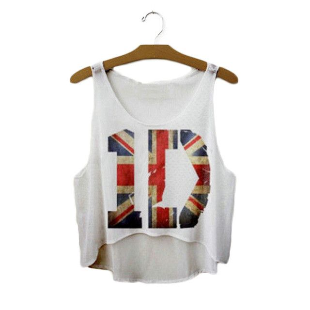 "SexeMara HOT ""Crazy Mofos"" Letters White Crop Tops Fitness Women Sleeveless Tank Top Fashion Cute Cropped Sexy Casual Vest F1027"