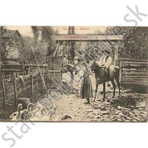 Socháň č. 135, Záriečie