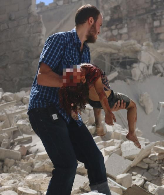 """Tausende sind seit dem Beginn der """"Waffenruhe"""" ums Leben gekommen. Die meisten durch Assad und seine Verbündeten"""