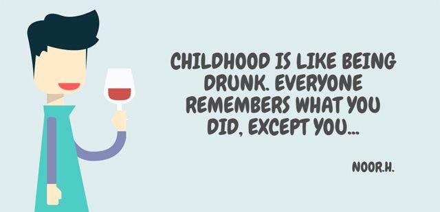 Childhood Memories Essays: 10 Brilliant Writing Ideas #essay #childhood #writing