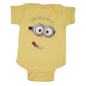Minion onesie!!! Absolutely!!! @Christina Childress Childress & Beu