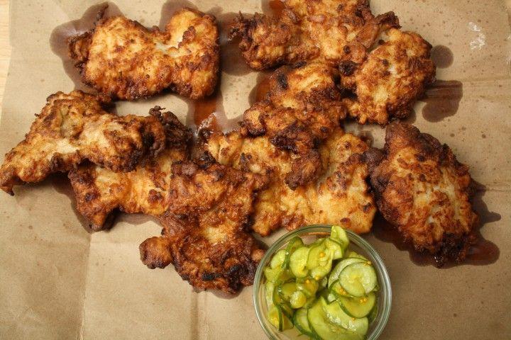 how to make fried chicken crispy like kfc
