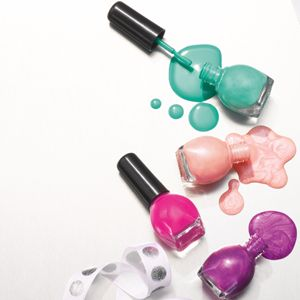 This summer it's all about bright and colourful nails! nc Colour Splash Nail Lacquer comes in the hottest colours for the season