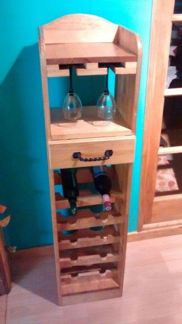 86 mejores im genes sobre muebles para cantina en for Mueble bar de madera para casa