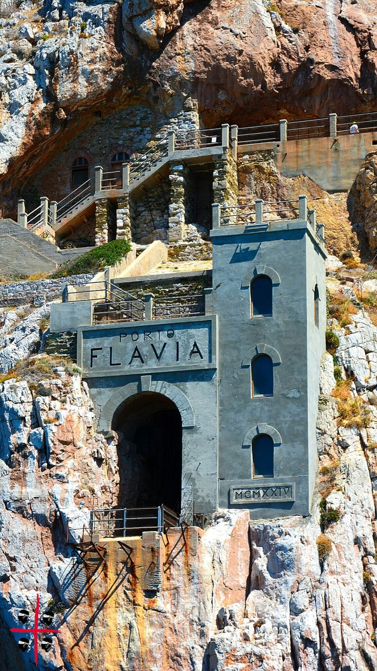 Miniera di Porto Flavia Masua Iglesias Sardegna - Eagle One - Google+
