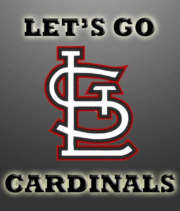 Let's Go Cardinals!! Postseason Cardinals Baseball is the Best! ❤⚾⚾❤
