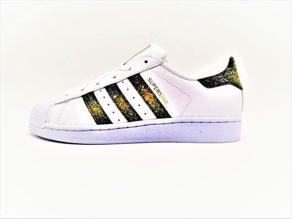 It no longer has the Adidas Superstar
