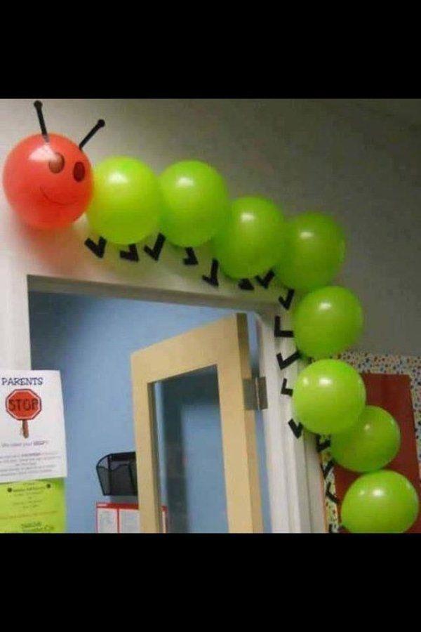 +110 Sınıf Kapı Süsleme Örnekleri