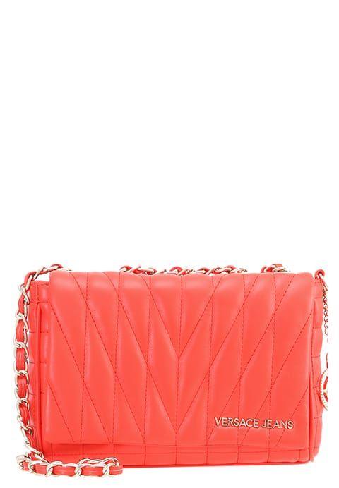 Accessoires Versace Jeans Sac bandoulière - corallo corail: 129,95 € chez Zalando (au 11/06/17). Livraison et retours gratuits et service client gratuit au 0800 797 34.