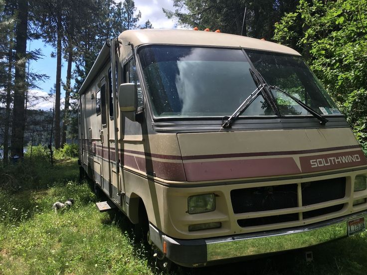 Chevy engine 1988 Southwind Southwind Fleetwood camper motorhome