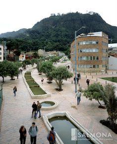 Recuperación del eje ambiental avenida Jiménez  de Quesada