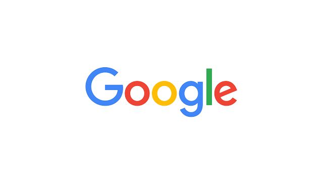 Picture of the animation of the new logo designed by Google Design for the project Google. Published on the Visual Journal in date 2 September 2015