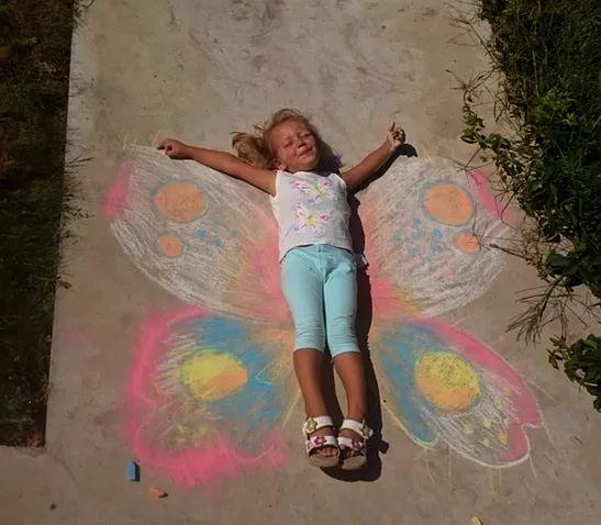 chalk for kids Прогулка проходит в сто раз интереснее, когда дети играют. Ближе к школьному возрасту они, конечно, сами себя занимают. Тут вспоминаются дворовые игры типа