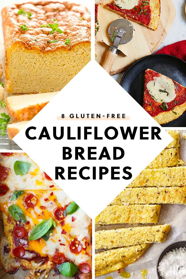 The 8 Best Low Carb Cauliflower Bread Recipes In The Universe