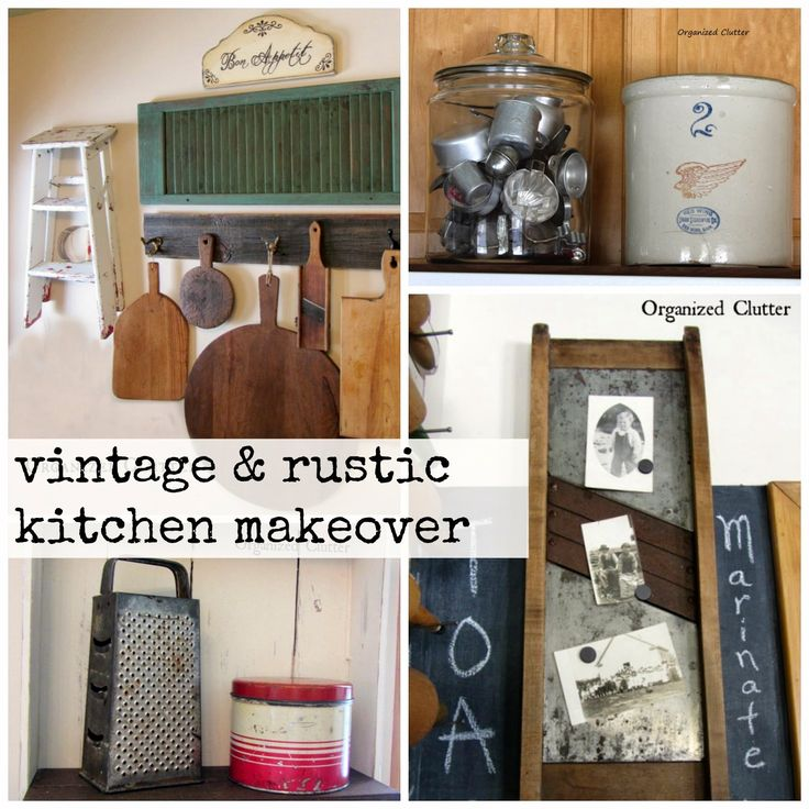 Rustic Kitchen Ideas For Decorating: 1000+ Ideas About Farmhouse Kitchen Decor On Pinterest