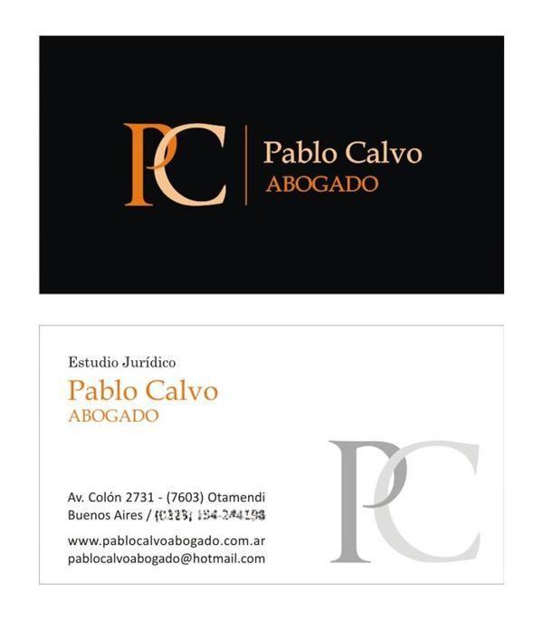 Dise o de logo y tarjeta para abogado office pinterest for Disenos para tarjetas