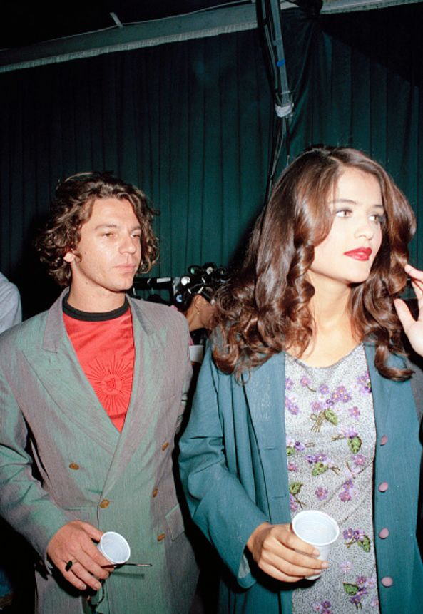 Helena and Michael, 1991