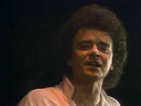 So his hair looked like a Chia Pet. His ballads still hold up. Wonder if he still has hair?