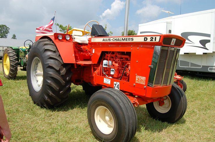 Big Ford Tractors : Allis chalmers tractors description d