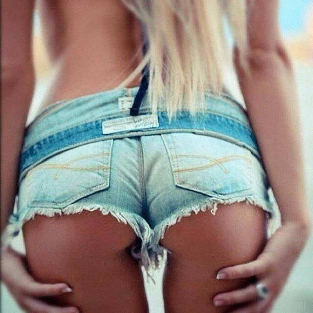 Sexy Asses In Shorts