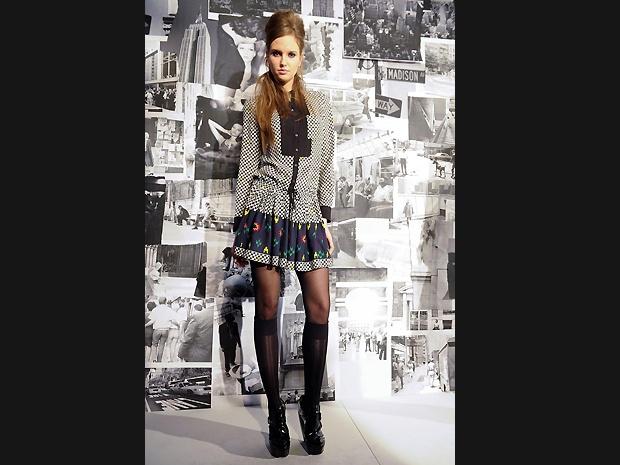Estilo colegial ressurge como tendência em mix de elementos modernos - Notícias - Moda GNT